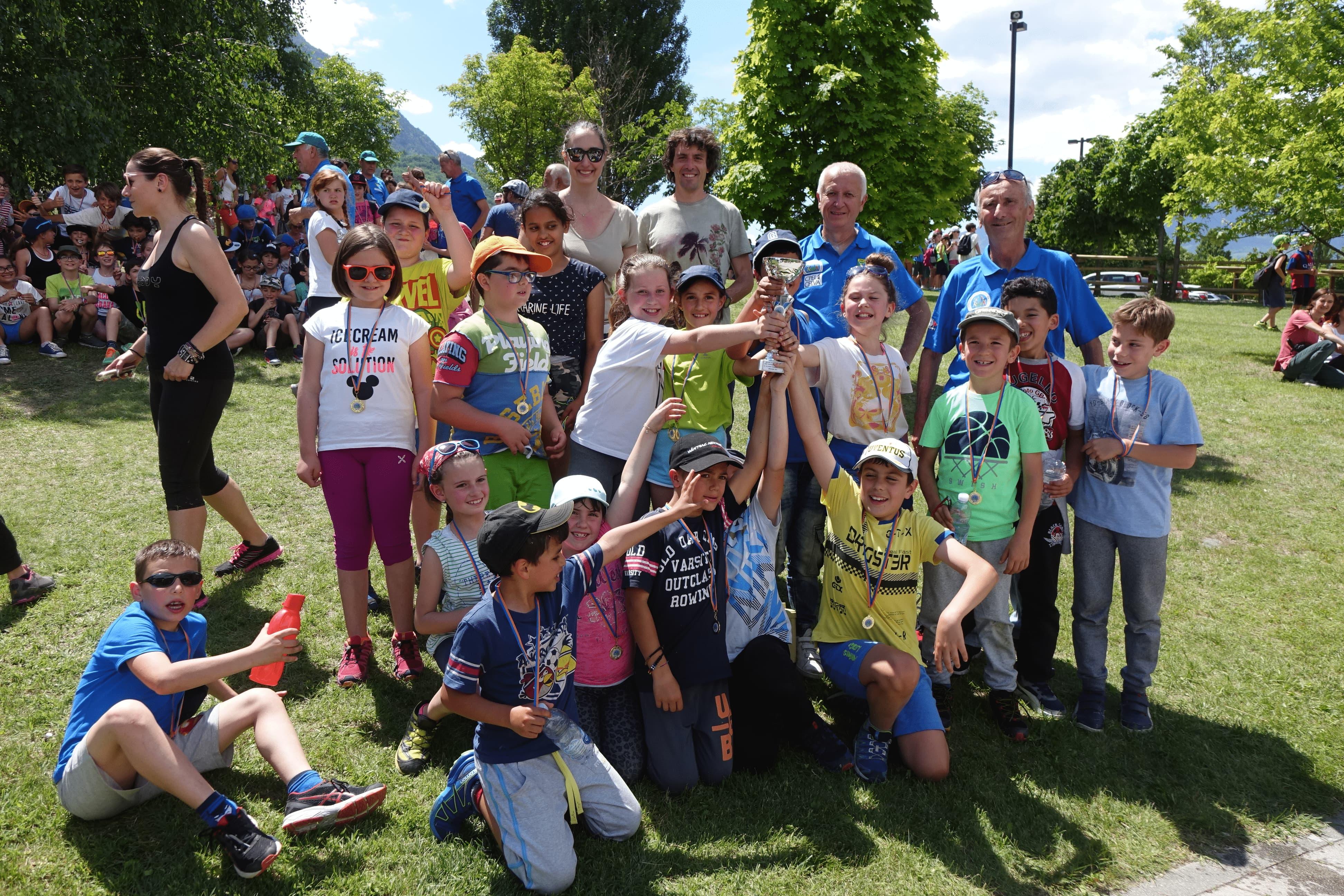 Il 31 maggio le scuole valdostane in festa con la FENT