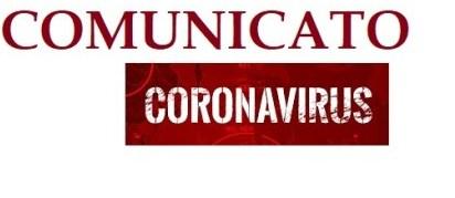 MISURE PER IL CONTRASTO E IL CONTENIMENTO DEL CORONAVIRUS